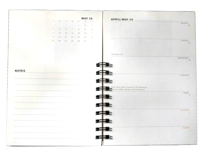 Journal layout design by Malini