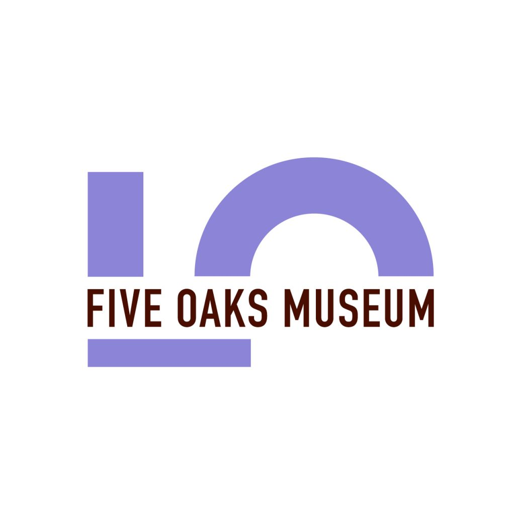 Logo of Five Oaks Museum