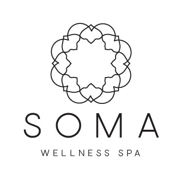 This is a logo for a spa